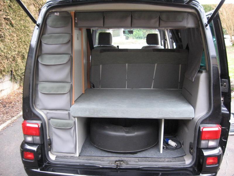 VW Multivan Westfalia california syncro